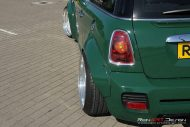 Mini Cooper S Liberty Widebody Rotiform CCV Tuning 5 190x127 Widebody Mini Cooper S auf 18 Zoll Rotiform CCV Alu's