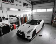 Nissan GT R R35 PD750 Bodykit MD Exclusive Cardesign Folierung Tuning 17 190x151 Nissan GT R R35 mit PD750 Bodykit by M&D Exclusive Cardesign