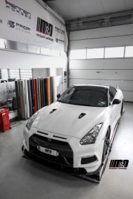 Nissan GT R R35 PD750 Bodykit MD Exclusive Cardesign Folierung Tuning 18 190x285 Nissan GT R R35 mit PD750 Bodykit by M&D Exclusive Cardesign