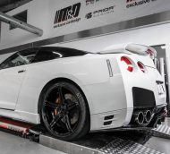 Nissan GT R R35 PD750 Bodykit MD Exclusive Cardesign Folierung Tuning 5 190x172 Nissan GT R R35 mit PD750 Bodykit by M&D Exclusive Cardesign