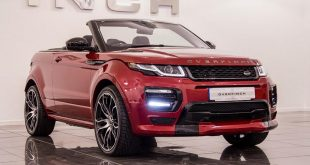 Overfinch Land Rover Evoque Cabrio 7 310x165 Overfinch Soft Top Land Rover Defender D90 mit V8!