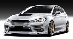 Rowen International Subaru Levorg Bodykit Tuning 4 310x165 Vorschau: Subaru Levorg RR vom Tuner Rowen International