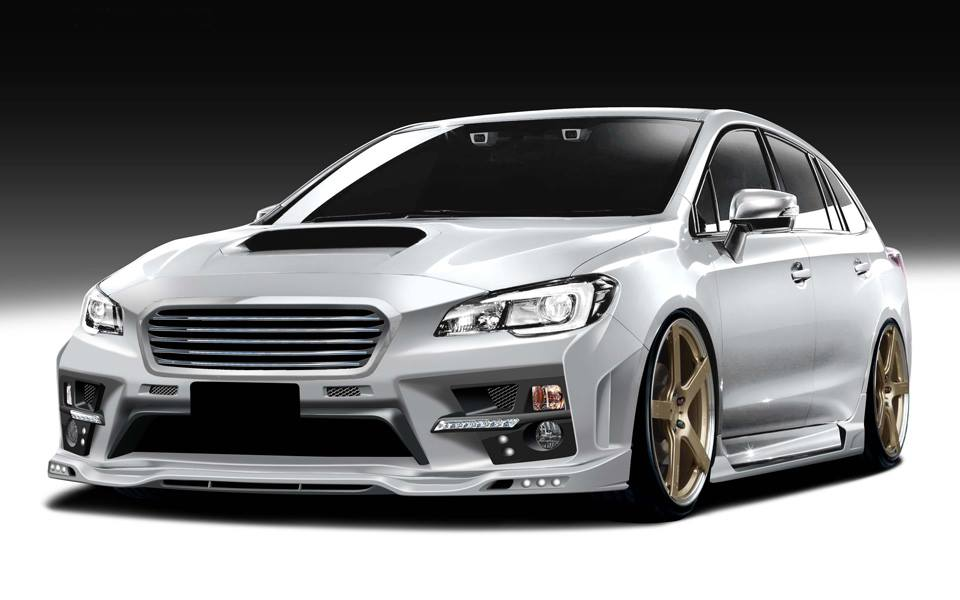Rowen International Subaru Levorg Bodykit Tuning 4 Preview: Subaru Levorg RR from tuner Rowen International