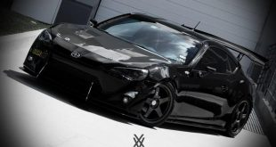 Scion FR S widebody tuning 3 310x165 Eleganter Style   VW Golf MK6 auf RADI8 Felgen & Airride