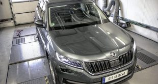 Skoda Kodiaq Chiptuning DTE Pedalbox 6 310x165 Auf M5 Spuren   BMW 540i (G30) mit 397PS & 530NM by DTE