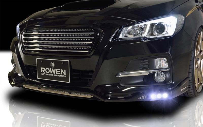 Subaru Levorg Rowen International Bodykit Tuning 4 Preview: Subaru Levorg RR from tuner Rowen International