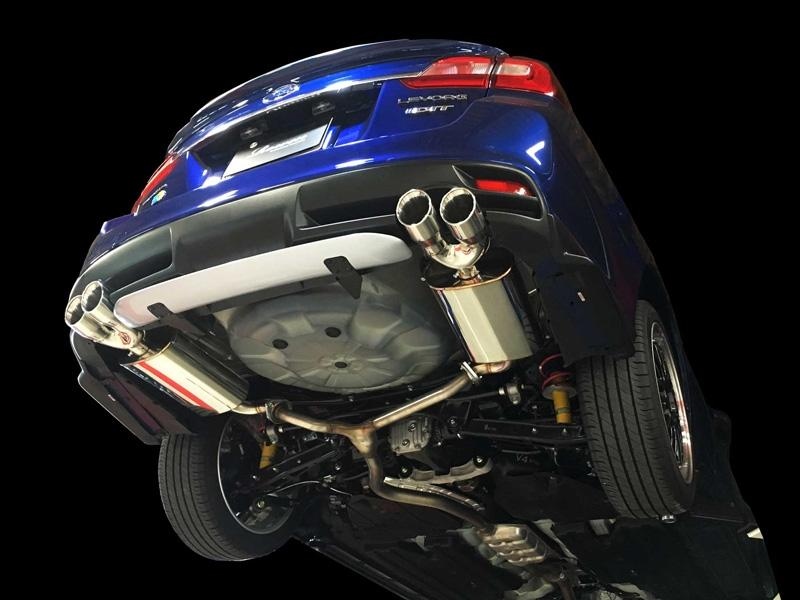Subaru Levorg Rowen International Bodykit Tuning 6 Preview: Subaru Levorg RR from tuner Rowen International