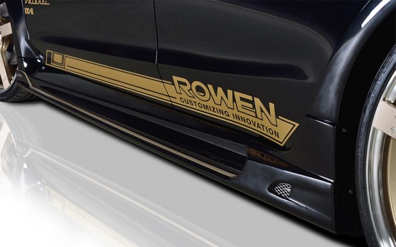 Subaru Levorg Rowen International Bodykit Tuning 8 Preview: Subaru Levorg RR from tuner Rowen International