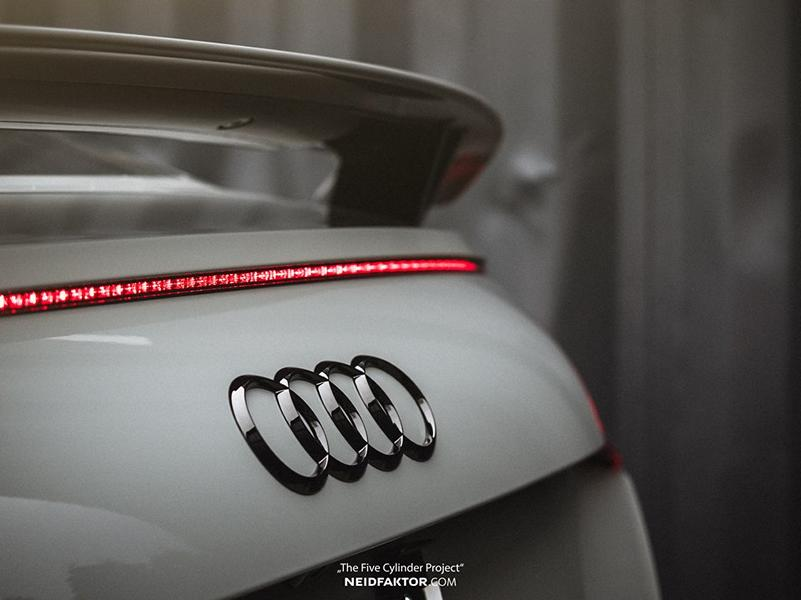 The Five Cylinder Project Audi TT RS Tuning by Neidfaktor 7 The Five Cylinder Project   Edler Audi TT vom Tuner Neidfaktor