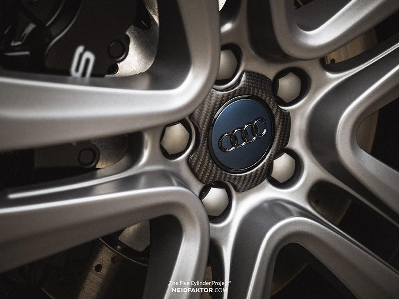 The Five Cylinder Project Audi TT RS Tuning by Neidfaktor 8 The Five Cylinder Project   Edler Audi TT vom Tuner Neidfaktor