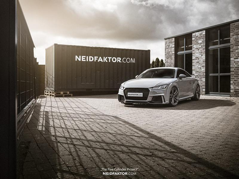 The Five Cylinder Project Audi TT RS Tuning by Neidfaktor 9 The Five Cylinder Project   Edler Audi TT vom Tuner Neidfaktor