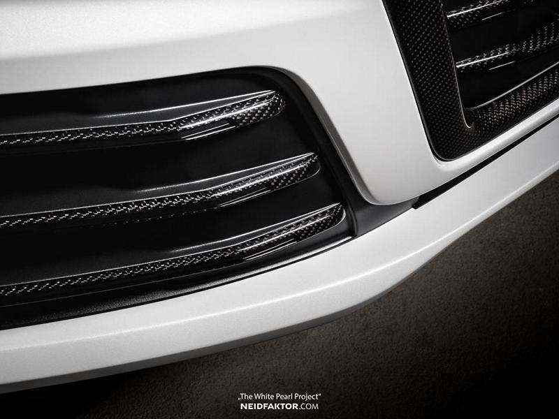 """The White Pearl Project"""" Audi SQ7 4M Tuning by Neidfaktor 3 """"The White Pearl Project""""   Edler Audi SQ7 4M von Neidfaktor"""