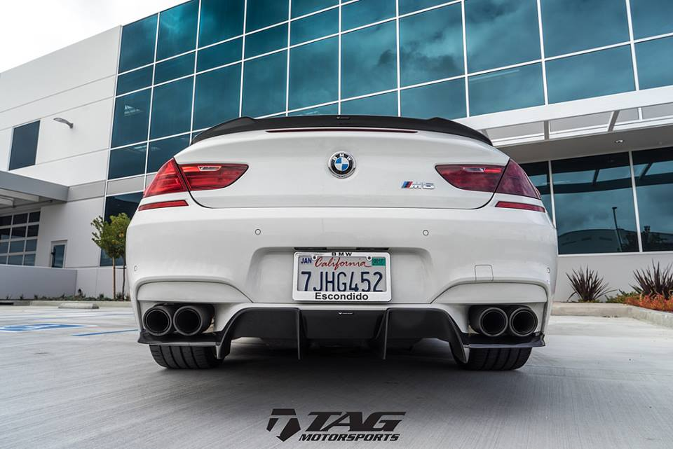 VRS Parts 21 Z%C3%B6ller BMW M6 F12 Coupe 7 Dezent   VRS Parts & 21 Zöller am BMW M6 F12 Coupe