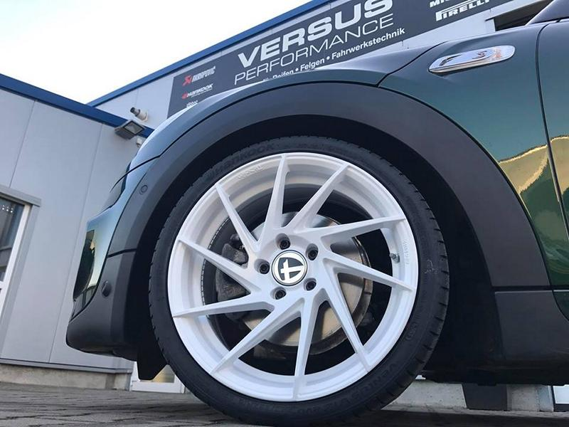 Versus Performance MINI Cooper S F56 Chiptuning 3 Heftig   299 PS & 500 NM im Versus Performance MINI Cooper S
