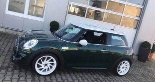 Versus Performance MINI Cooper S F56 Chiptuning 5 310x165 Mattgoldene Versus Competition Felgen am BMW M2 F87