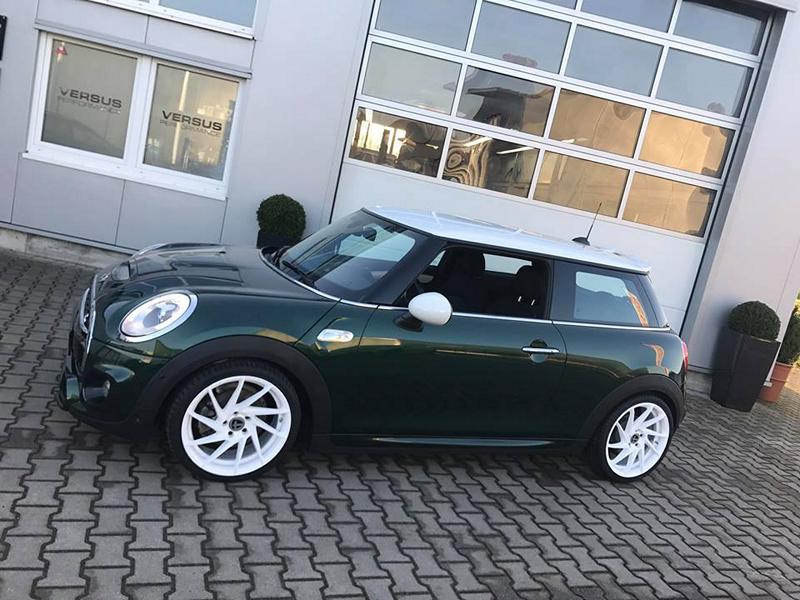 Versus Performance MINI Cooper S F56 Chiptuning 5 Heftig   299 PS & 500 NM im Versus Performance MINI Cooper S