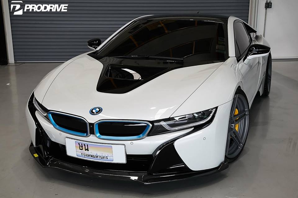 Vorsteiner V RE Bodykit ADV.1 Wheels Bodykit Tuning BMW i8 Prodrive 1 Vorsteiner V RE Bodykit & ADV.1 Wheels am BMW i8 von Prodrive