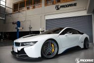 Vorsteiner V RE Bodykit ADV.1 Wheels Bodykit Tuning BMW i8 Prodrive 2 190x127 Vorsteiner V RE Bodykit & ADV.1 Wheels am BMW i8 von Prodrive