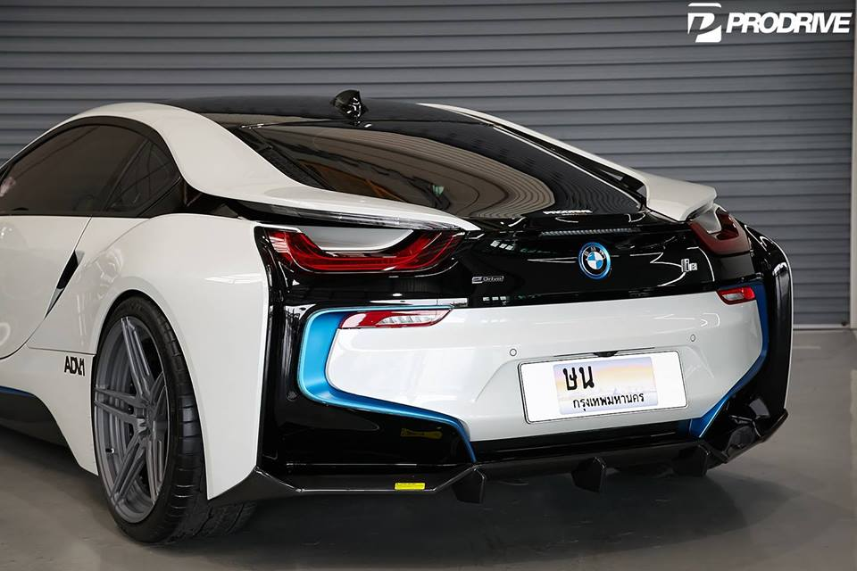 Vorsteiner V RE Bodykit ADV.1 Wheels Bodykit Tuning BMW i8 Prodrive 4 Vorsteiner V RE Bodykit & ADV.1 Wheels am BMW i8 von Prodrive