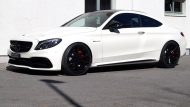 Vossen VFS 10 Mercedes AMG C63S Coupe W205 Tuning 4 190x107 Vossen VFS 10 Alu's am Mercedes AMG C63S Coupe W205