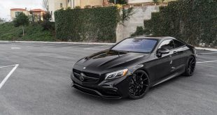 Vossen Wheels CVT Mercedes Benz S63 AMG Coupe C217 Tuning 3 310x165 Vossen Wheels CVT Alu's am Mercedes Benz S63 AMG Coupe