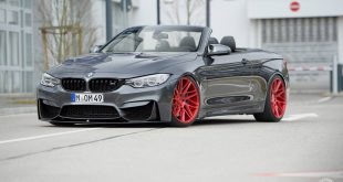 Vossen Wheels VPS 314T BMW M4 F83 Cabrio Tuning 6 310x165 Vossen Wheels VPS 314T in Rot am BMW M4 F83 Cabrio