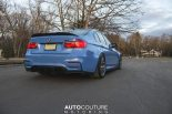 Yas Marina Blue BMW M3 F80 BBS Carbon Fiber StopTech Tuning 19 155x103 AUTOcouture Motoring BMW M3 F80 in Yas Marina Blau