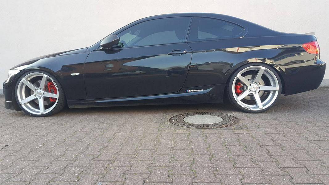 Leserauto Bmw E92 335d Auf Z Performance Wheels Zp 6