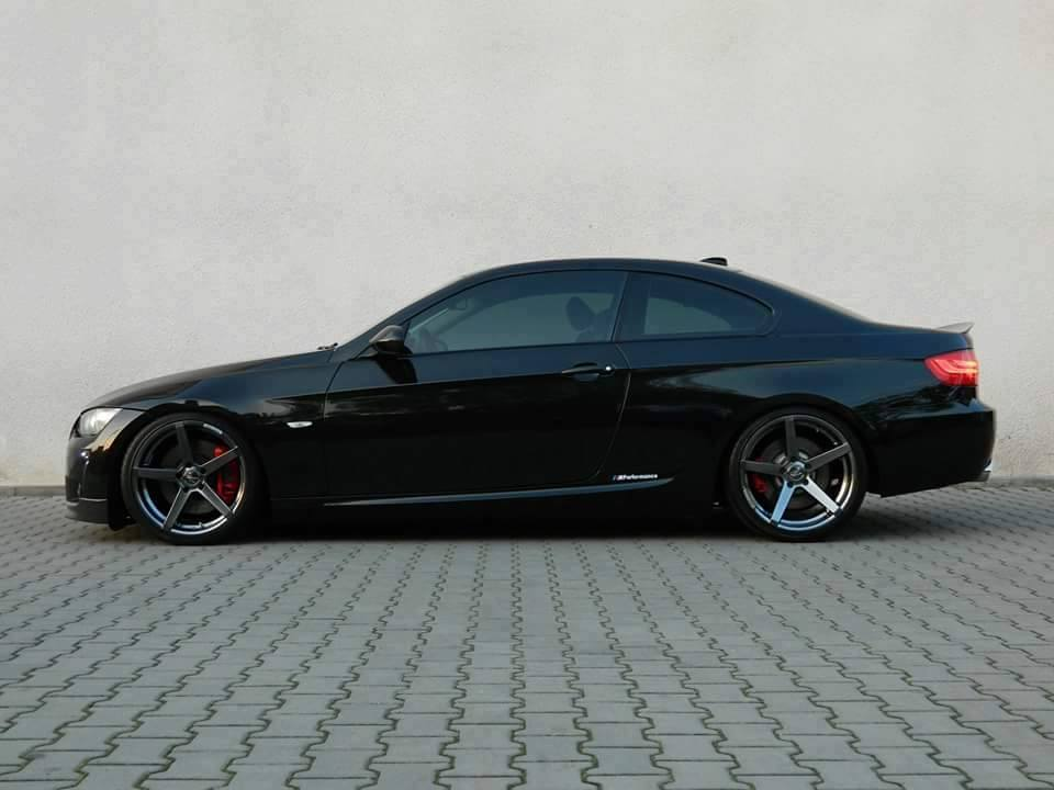 Z Performance ZP6.1 BMW 335d E92 Tuning 2 Leserauto: BMW E92 335D auf Z Performance Wheels ZP.6
