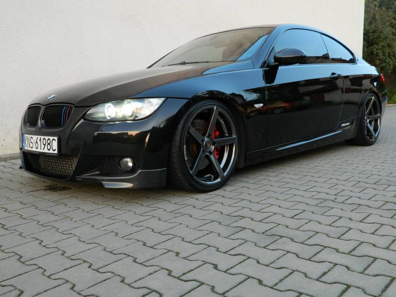 Z Performance ZP6.1 BMW 335d E92 Tuning 3 Leserauto: BMW E92 335D auf Z Performance Wheels ZP.6