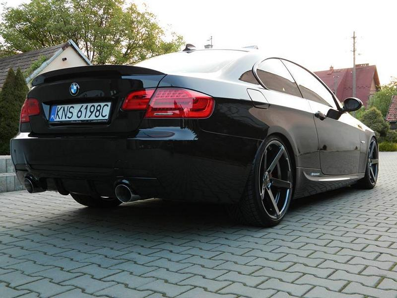 leserauto bmw e92 335d auf z performance wheels zp 6. Black Bedroom Furniture Sets. Home Design Ideas