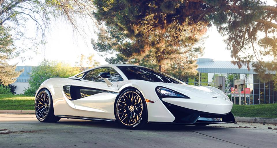 Zito Wheels ZF01 Felgen McLaren 570S Tuning Vivid Racing 13 Zito Wheels ZF01 Felgen am McLaren 570S von Vivid Racing