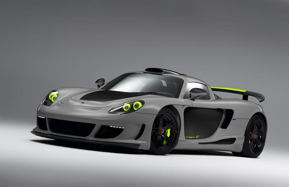 Exclusive - 670PS the GEMBALLA MIRAGE GT Carbon Edition - tuningblog ...