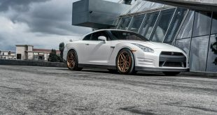 20 Zoll Ferrada Wheels Forge 8 F8 FR5 Nissan GT R Tuning 3 310x165 Rocket Bunny Widebody Kit am Nissan GT R auf ADV.1 Wheels