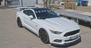 807PS Ford Mustang LAE 21 Zoll Corspeed Challenge tuning 6 310x165 JMS zeigt Racelook Bodykit am Audi A4 B9 mit S Line