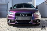 Audi A1 Rushing Riptide Folierung Tuning 14 155x103 Audi A1 in Rushing Riptide by SchwabenFolia CarWrapping.de