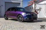 Audi A1 Rushing Riptide Folierung Tuning 17 155x103 Audi A1 in Rushing Riptide by SchwabenFolia CarWrapping.de