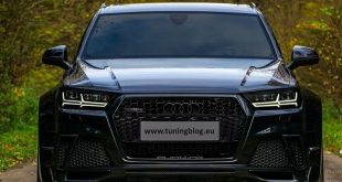 Audi SQ7 widebody tuning 2017 310x165 Audi SQ7 4M MJ 2017 avec Widebody kit par tuningblog.eu