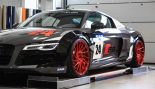 Audi R8 V10 Folierung LMS Tuning Rennen Forged 10 155x89 M&D exclusive cardesign   Audi R8 V10 im LMS Cup Style