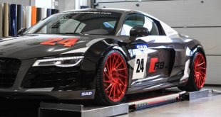 Audi R8 V10 Folierung LMS Tuning Rennen Forged 10 310x165 Get Wider M&D Exclusive Cardesign BMW 650i Coupe