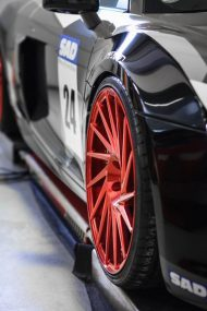 Audi R8 V10 Folierung LMS Tuning Rennen Forged 12 190x285 M&D exclusive cardesign   Audi R8 V10 im LMS Cup Style