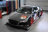 Audi R8 V10 Folierung LMS Tuning Rennen Forged 14 155x103 M&D exclusive cardesign   Audi R8 V10 im LMS Cup Style