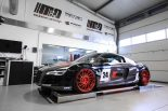 Audi R8 V10 Folierung LMS Tuning Rennen Forged 17 155x103 M&D exclusive cardesign   Audi R8 V10 im LMS Cup Style