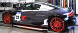 Audi R8 V10 Folierung LMS Tuning Rennen Forged 19 155x66 M&D exclusive cardesign   Audi R8 V10 im LMS Cup Style