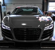Audi R8 V10 Folierung LMS Tuning Rennen Forged 21 190x172 M&D exclusive cardesign   Audi R8 V10 im LMS Cup Style