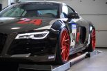 Audi R8 V10 Folierung LMS Tuning Rennen Forged 22 155x103 M&D exclusive cardesign   Audi R8 V10 im LMS Cup Style