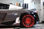 Audi R8 V10 Folierung LMS Tuning Rennen Forged 4 155x103 M&D exclusive cardesign   Audi R8 V10 im LMS Cup Style