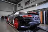 Audi R8 V10 Folierung LMS Tuning Rennen Forged 6 155x103 M&D exclusive cardesign   Audi R8 V10 im LMS Cup Style