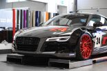 Audi R8 V10 Folierung LMS Tuning Rennen Forged 9 155x103 M&D exclusive cardesign   Audi R8 V10 im LMS Cup Style