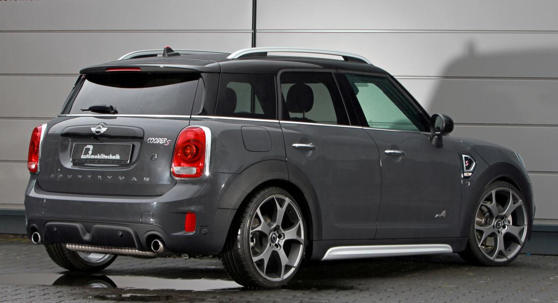 BB Automobiltechnik Mini Countryman S Tuning 2017 1 B&B Automobiltechnik Mini Countryman S mit 275PS & 385NM
